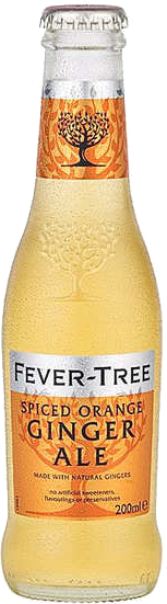 Fever Tree Ginger Ale 24 x 200ml