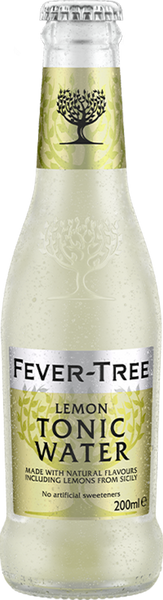 Fever Tree Lemon Tonic 24 x 200ml