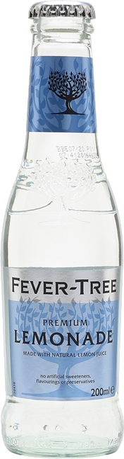 Fever Tree Lemonade 24 x 200ml