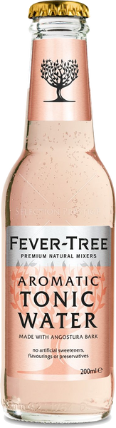 Fever Tree Aromatic Tonic 24 x 200ml