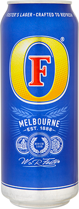 Foster's Cans 24 x 500ml 4%