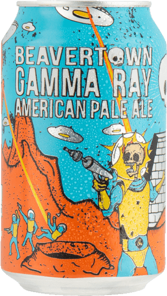 Beavertown Gamma Ray American Pale Ale 24x 330ml 5.4%