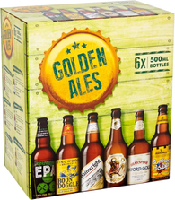 Golden Ale Pack  6x500ml 4.2%