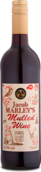 Jacob Marley's Mulled Wine 75cl