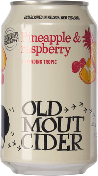 Old Mout Pineapple & Raspberry 10x330ml 4%