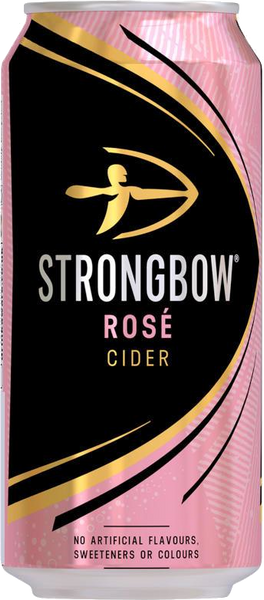 Strongbow Rose 24x440ml 4%