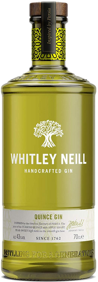 Whitley Neill Quince 70cl 43%