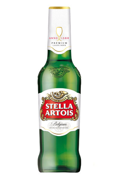 Stella Artois 24 x 330ml Bottle