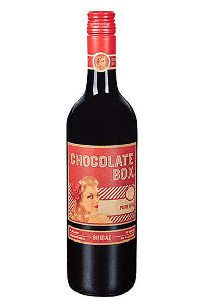 Chocolate Box - 'Dark Chocolate' Shiraz