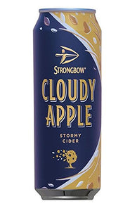 Strongbow Cloudy Apple Cans 10x440ml