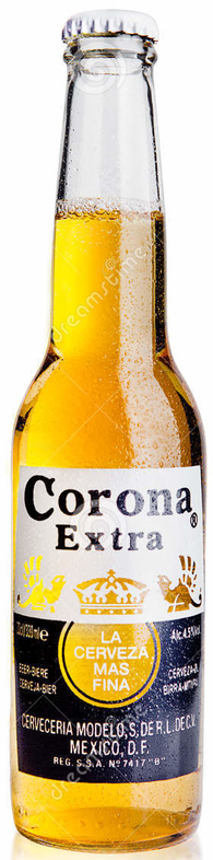 Corona Mexican Lager 4.5% Bottle 24x330ml