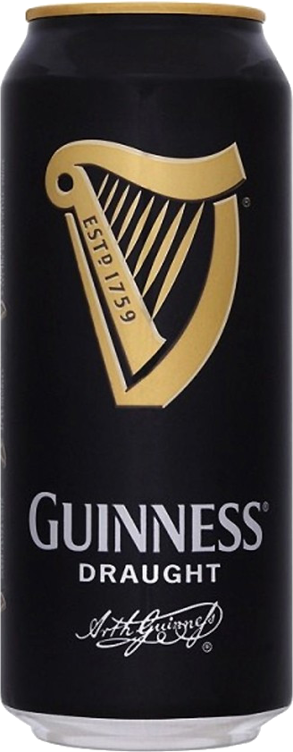 Guinness Cans 24x440ml 4.1%