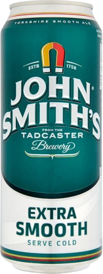 John Smith's Extra Smooth Bitter 24 x 440ml cans
