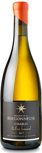 Chablis La Boissonneuse Julien Brocard