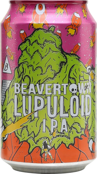 Beavertown Lupoloid 24x330ml 6.7%