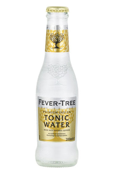 Fever Tree Premium Indian Tonic Water 24x200ml