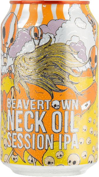 Beavertown Neck Oil Session IPA 24x330ml 4.3%
