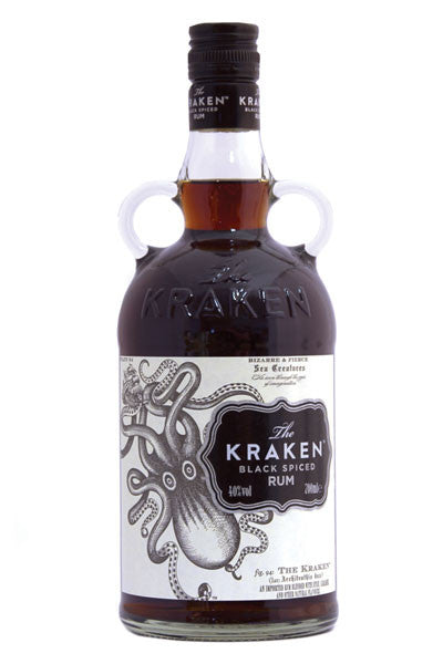 The Kraken - Black Spiced Rum 70cl