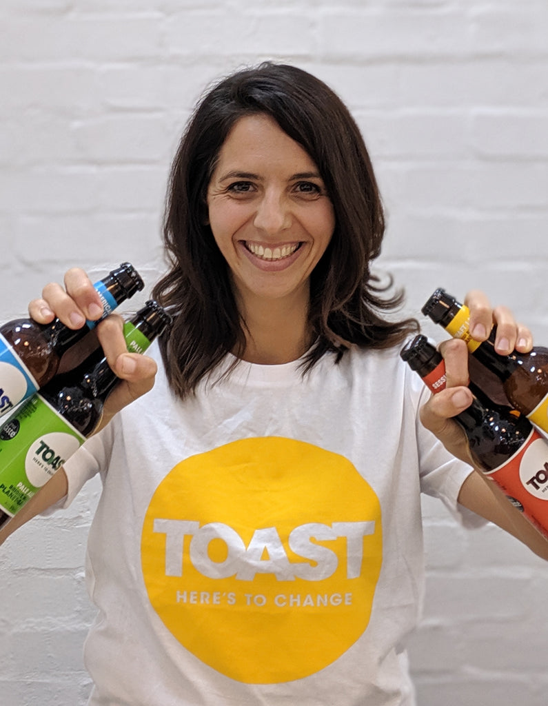 Collaborate to Zero: Toast Ale