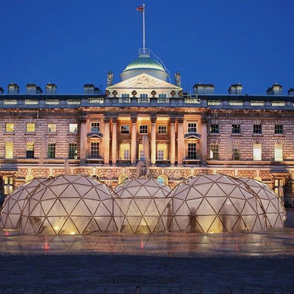 Earth Day - Pollution Pods at Somerset House