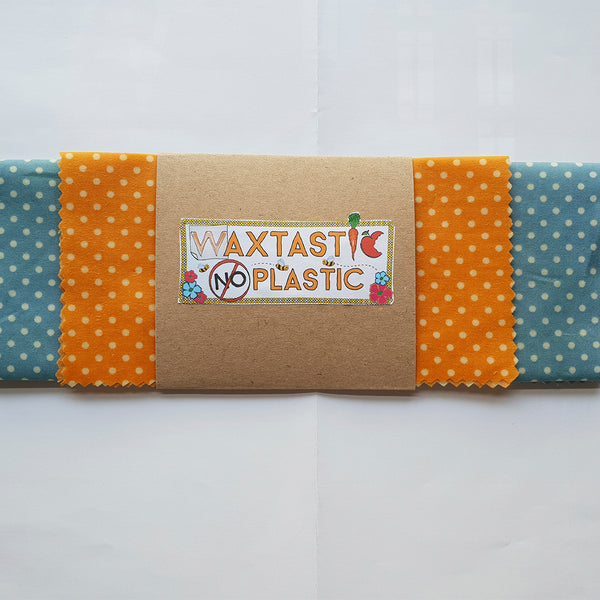 """Waxtastic"": Damer's Eco Entrepreneurs Create Eco Solution To Clingfilm"