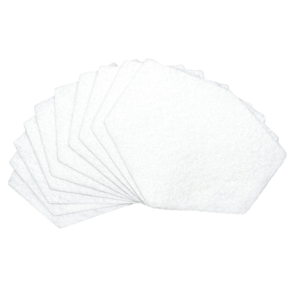 Face Mask Filters - Reusable (Pack of 10)
