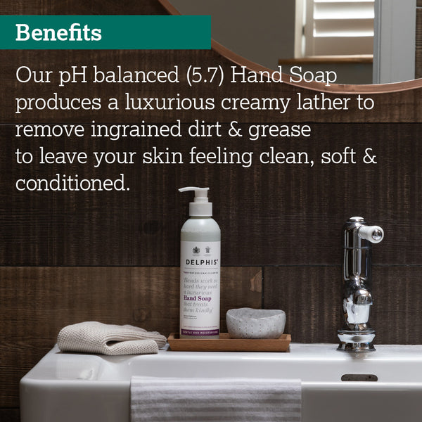 Liquid Hand Soap Wash 350ml