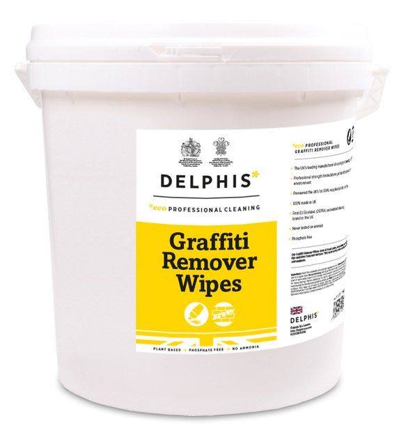 Graffiti Remover Wipes