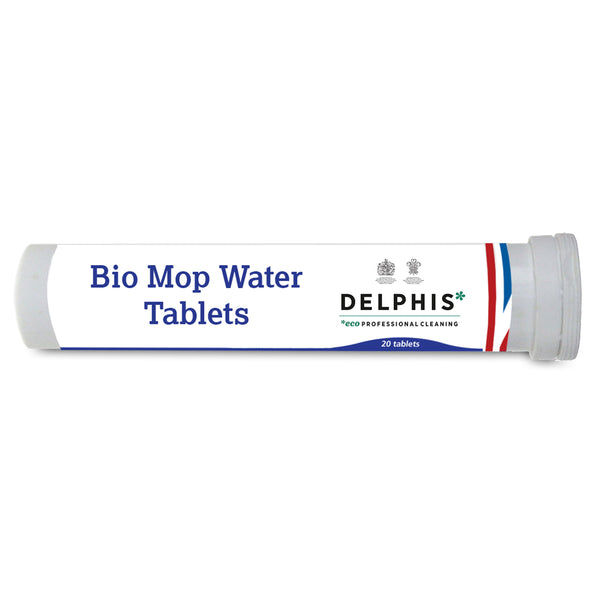 Bio Mop Water Tablets 20 Tablets