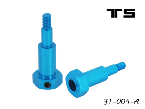 (TS-01037) F1-004-A Diff joint/Knuckle arms pin