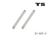 (TS-01055) F1-027-S Stainless shaft (3mmF*31mmL)