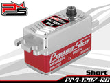 PowerStar Servo 1207 Low-Profile