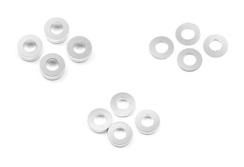 303120 - Set of Alu Shim (0.5mm, 1.5mm, 2.5mm)