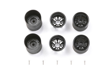 51349 - Tamiya F103 Mesh Wheel Set