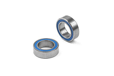 940508 -  	 High-Speed Ball-Bearing 5x8x2.5 Rubber Sealed (2)
