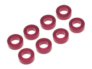 AW-KS200RD Pan Car King Pin Spacer - 2mm (8pcs)