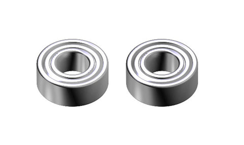 Ball Bearing 5x10x4 2pcs