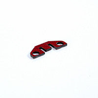 TUH1017 - Red Carbon Rear Wing Mount Brace-F104/TRF101