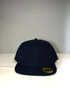 buttoncross snapback navy