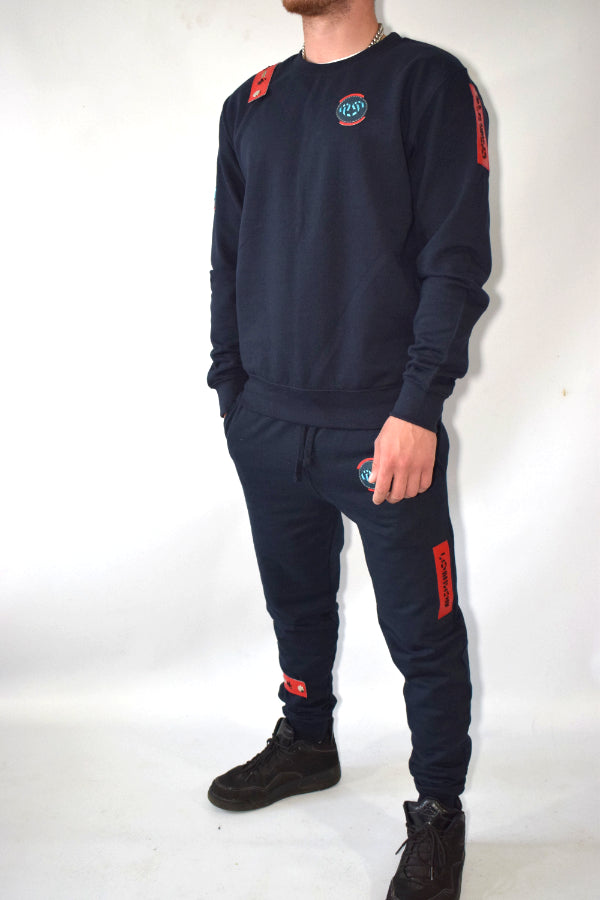 Red band DL tracksuit