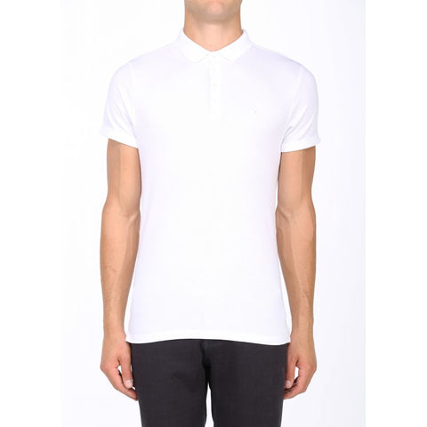 Clean Cut Silkeborg Polo T-Shirt 010 White
