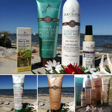 #Postage of our beauty and tanning range, certified organic - East Gippy Organics