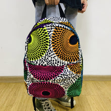 Ankara Backpack For Woman African Fashion Print Bag  african fashion