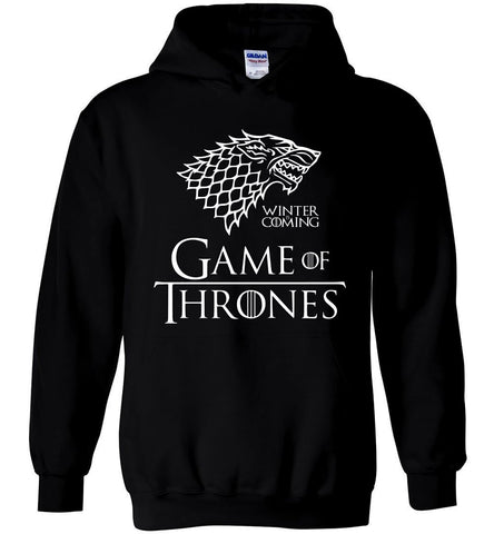 Game Of Thrones Hoodie TV Drama Series Multicolor Men Hooded Sweatshirt - Sport Fun Shop