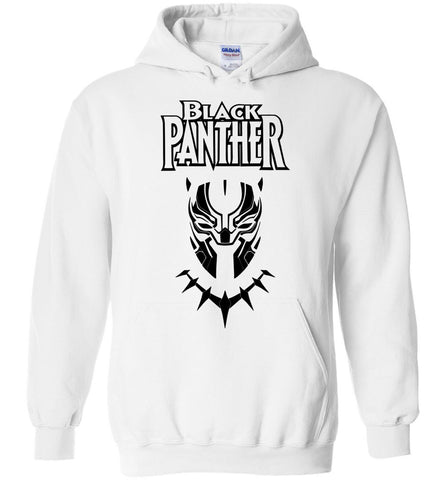 Marvel Black Panther T Shirt T'Challa The King Of Wakanda Tee Men Youth Hoodie - Sport Fun Shop