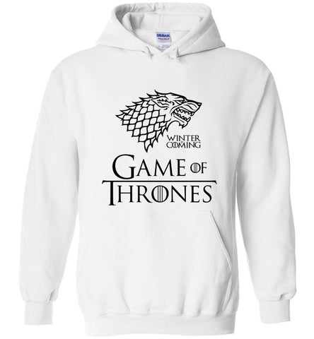 Game Of Thrones Hoodie Drama TV Series Men Tee Hoodies Multicolor Size S-5XL - Sport Fun Shop
