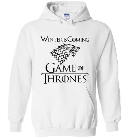 Game Of Thrones Hoodie TV Series Tee Men Hooded Sweatshirt Multicolor - Sport Fun Shop