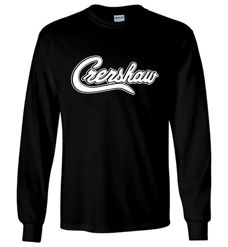 Nipsey Hussle Crenshaw Shirt - Legendary Men Long Sleeve T-Shirt Multicolor