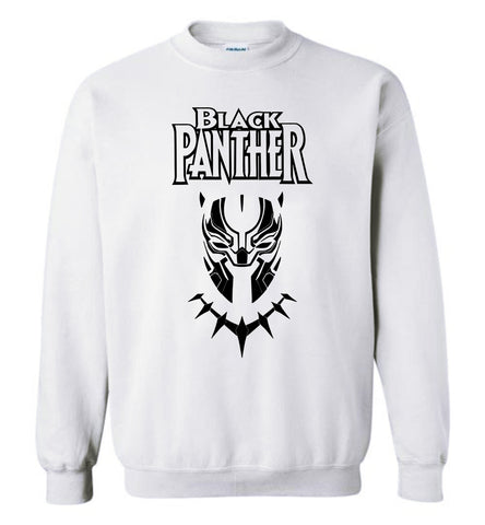 Marvel Black Panther T Shirt T'Challa The King Of Wakanda Tee Sweatshirt For Men - Sport Fun Shop