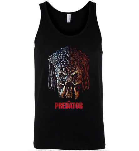 The Predator T Shirt American Horror Thriller Movie Men Women T-Shirt Tank Top - Sport Fun Shop